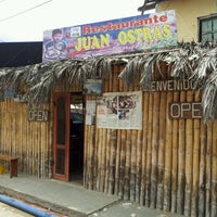 Photo taken at Juan Ostras by Juan Carlos L. on 4/19/2012