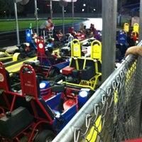 Photo taken at Houston Grand Prix by Lorenz L. on 3/13/2012