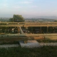 Photo taken at Yenikent Park by Murat K. on 5/8/2012