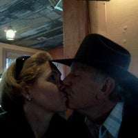 Photo taken at Landa Station Bar and Grill by Karen B. on 2/11/2012