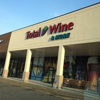 Photo taken at Total Wine & More by Alice Y. on 3/23/2012