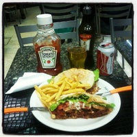 Photo taken at Super Grill Express by Wanderley M. on 8/30/2012