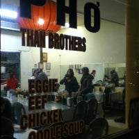 Photo taken at Pho Than Brothers by Bryan B. on 3/1/2012