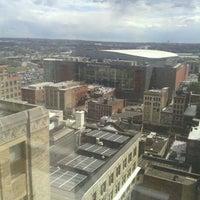 Photo taken at National Newark Building by Dennis J. on 4/16/2012