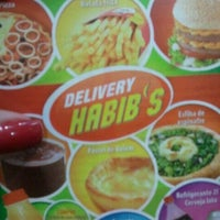 Photo taken at Habib's by Lu S. on 6/9/2012