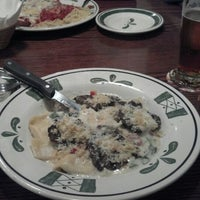 Photo taken at Olive Garden by Eric S. on 4/1/2012