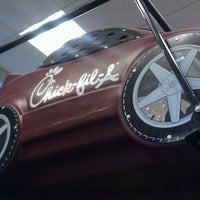 Photo taken at Chick-fil-A by Tony C. on 4/20/2012