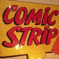 Photo taken at comic strip live by QueKay09 on 5/20/2012