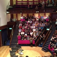 Photo taken at The Royal Institution by Robbie L. on 6/21/2012