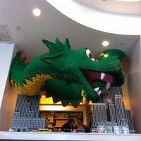 Photo taken at The LEGO Store by Aliya K. on 3/24/2012