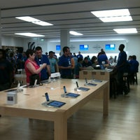 Photo taken at Apple International Plaza by Loki A. on 9/4/2012