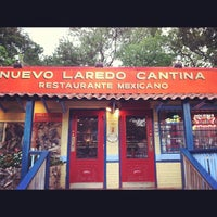 Photo taken at Nuevo Laredo Cantina by JB W. on 8/7/2012