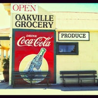 Photo taken at Oakville Grocery Co. by Kyle W. on 6/9/2012