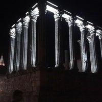 Photo taken at Templo de Diana by Daniel M. on 8/9/2012