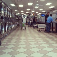 Photo taken at Super Brite Kings Laundry INC by Hexxor L. on 4/23/2012
