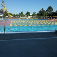 Photo taken at Vintage High Swim Center by Crystal B. on 6/12/2012