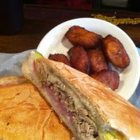 Photo taken at Papi's Cuban & Caribbean Grill by J M. on 3/19/2012