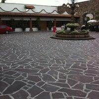 Photo taken at Hacienda Caltengo by María l. on 2/2/2012