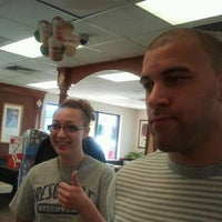 Photo taken at McDonald's by Stephanie H. on 3/11/2012