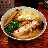 Photo taken at 麺屋 ひょっとこ by Nov on 6/21/2012