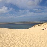 Photo taken at Dune du Pyla by Rajvi K. on 8/31/2012