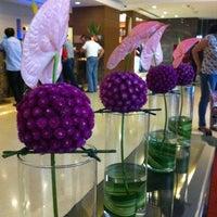 Photo taken at Grand Sukhumvit Hotel Bangkok by JJ B. on 5/22/2012