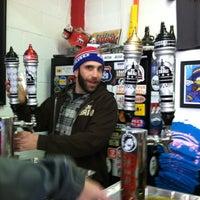 Photo taken at DC Brau Brewing Co by Karen M. on 3/10/2012