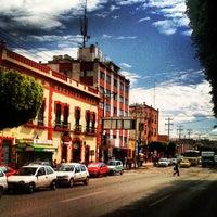 Photo taken at Plaza De La Tecnología by Cedrick Jonathan A. on 8/23/2012