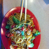 Photo taken at Lotsa Noodles by 💋Misty L. on 4/22/2012