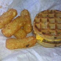 Photo taken at Jack in the Box by Trevor S. on 9/13/2012