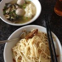 Photo taken at Mie Sahabat Yun Sin by Edo H. on 6/24/2012
