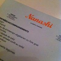 Photo taken at Nanashi by Mathilde D. on 7/28/2012