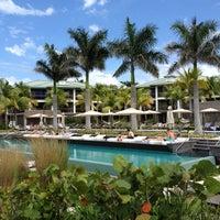 Photo taken at W Retreat & Spa - Vieques Island by Bryan L. on 4/25/2012