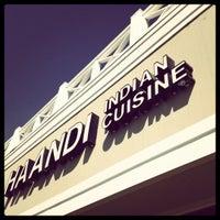 Photo taken at Haandi Fine Indian Cuisine by Aaron B. on 3/14/2012