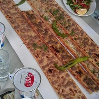 Photo taken at Havzan Etli Ekmek 3 by İsmail C. on 6/30/2012