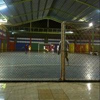Photo taken at Arrayan Futsal by Ms E. on 8/25/2012