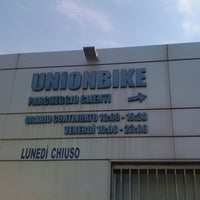 Foto scattata a Unionbike Roma da Luca T. il 3/24/2012
