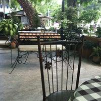 Photo taken at Ratchadumnern Coffee by Jitchaya M. on 5/19/2012