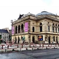 Photo taken at Det Kongelige Teater by Marcelo A. on 4/22/2012