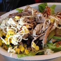 Photo taken at Chipotle Mexican Grill by Peter B. on 4/3/2012