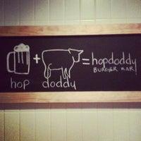 Photo taken at Hopdoddy Burger Bar by Chris M. on 2/27/2012
