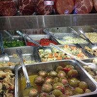 Photo taken at Frankie's Deli by RJ C. on 5/21/2012