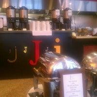 Photo taken at Jsix Restaurant by Nicole on 5/13/2012