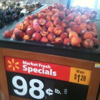 Photo taken at Walmart Supercenter by Michael C. on 7/26/2012