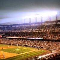 Photo taken at Coors Field by Lu H. on 8/5/2012