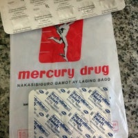 Photo taken at Mercury Drug by Apikalia on 8/23/2012