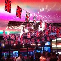 Photo taken at Kazbar by Brent N. on 6/1/2012