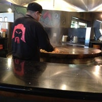 Photo taken at HuHot Mongolian Grill by Karla C. on 6/1/2012