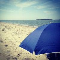 Photo taken at Tybee Island by Derrick R. on 3/14/2012