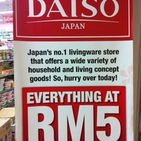 Photo taken at Daiso by Gil on 6/16/2012